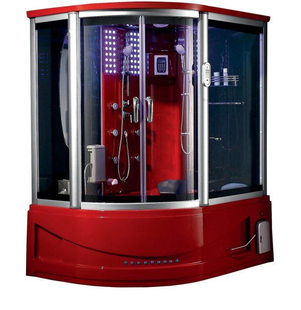 siena-red-right-steam-shower