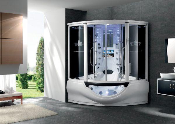 The Superior Platinum Steam Shower Maya Baths