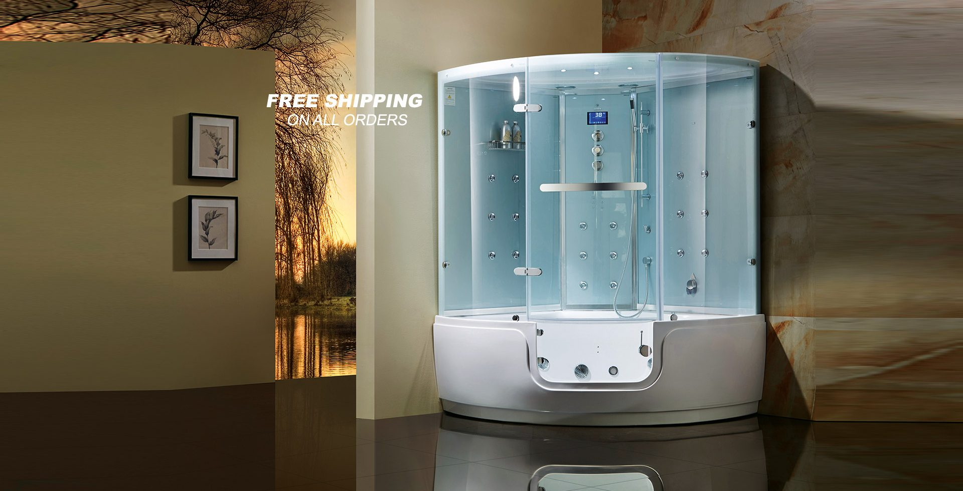 comfortsteamshower
